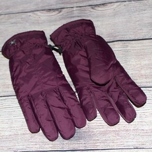 Eddie Bauer Womens Gloves S / M Small Medium